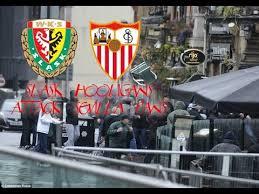 Ave silesia (h), ultras silesia (u), stowarzyszenie wielki śląsk. Slask Wroclaw Hooligans Attack Sevilla Fans In Manchester 21 10 15 Youtube