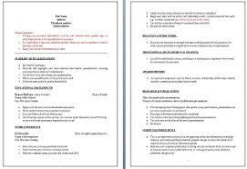 How To Prepare A Cv Resume - Resume Cv Template Examples