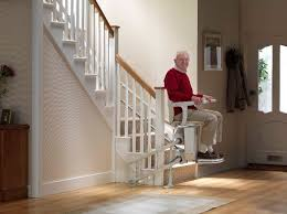 Curved stair chair lift Ameriglide Platinum Curved Stair Lifts Mobility123 Stannah Stair Lifts Stair Chairs Stair Lift In Il Wi