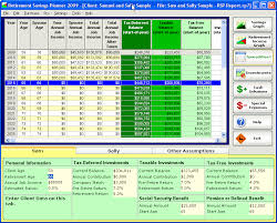 Excel Retirement Calculator Spreadsheet Retirement Planning Excel Spreadsheet On Inventory Spreadsheet Excel