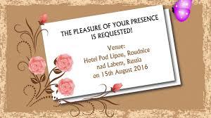 Maxresdefault Wedding Invitation Phenomenal E Invitations Video