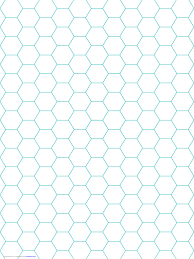 Hexagon Graph Paper Pdf Hexagon Graph Paper 9 Free Templates In Pdf Word Excel