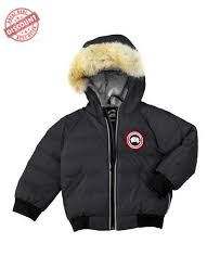 This Week s Special Canada Goose Reese Bomber Black Baby s For Sale Black  Friday Sale