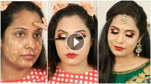 indian wedding guest eid makeup tutorial step by step for beginners in hindi shruti arjun anand