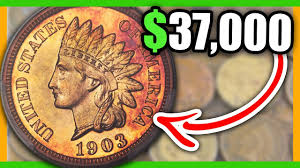 Indian Penny Value Chart What Is A 1903 Penny Worth Indian Head Pennies Worth Big Money