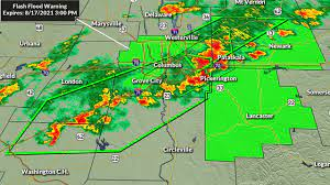 Flood warning in effect for parts of ...