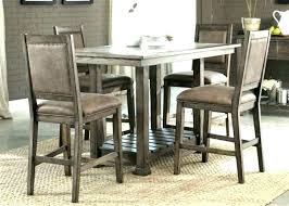 high top kitchen table set bar height kitchen table sets chairs high tables counter excellent
