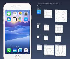 Ipad App Icon Design Studio Practice 2016