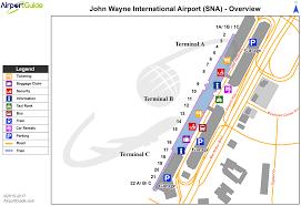santa ana  john wayne airportorange county (sna) airport