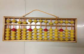 2019 Wholesale High Quality 13 Column Wood Hanger Big Size Abacus Chinese Soroban Tool In Mathematics Education For Teacher Xmf018 From Luckyno