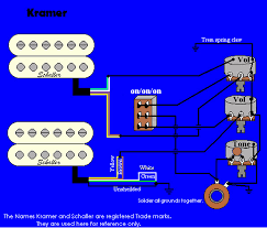 wiring diagram for kramer i did vintagekramer com electri