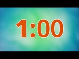 1 Minute Countdown Timer 1 Minute Countdown Youtube Make Money Company Logo