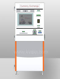 Currency Exchange Vending Machine Enchanting Currency Exchange Kioskforeign Currency Exchange Kiosk Currency