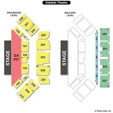 Oakdale Dome Seating Chart The Dome At Oakdale Theatre Seating Chart The Dome At