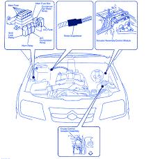 suzuki xl7 wiring diagram diagram base 2000 Suzuki Grand Vitara Wiring Diagram Rear Wheelchair Replacement