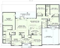 ranch house plans with basement. Simple 4 Bedroom House Plans Ranch Plan Traditional . With Basement E