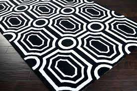 black and white geometric area rug black and white geometric rug black and white geometric area