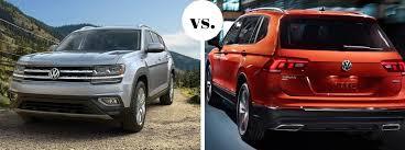 2019 Vw Atlas Trim Comparison Chart 2019 Volkswagen Atlas Vs 2019 Volkswagen Tiguan Frank