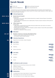 Student Nurse Resume Template Nursing Student Resume Template Guide For New Grads Skills List