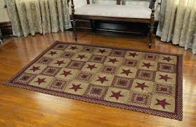 country kitchen rugs country kitchen rugs amazing 4 round braided rug french country primitive kitchen rugs