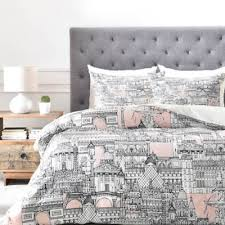 Buy Pink Toile Bedding Twin from Bed Bath & Beyond & DENY Designs Paris Toile Sugar Pink Twin Duvet Cover Adamdwight.com