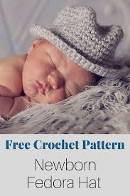 Newborn Crochet Patterns Beauteous Newborn Crochet Patterns Free Crochet Pattern An Adorable Newborn