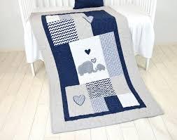 gray elephant crib bedding and elephant crib bedding set blue chevron skirt white baby gray blanket