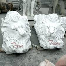 outdoor lion statues outdoor stone sleeping lion yard statues for front porch outdoor concrete lion statues outdoor lion statues