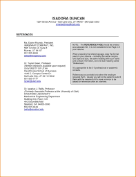 Reference Page Of Resume Resume References Format 24 Work Reference Page Template For Free 17