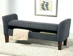 end of bed storage bench. Bed Foot Storage Bench End Bedroom Design Amazing Narrow Of . E