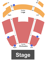 Lincoln Theatre Seating Chart Columbus