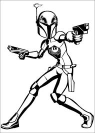Star Wars Rebels Kleurplaten 1
