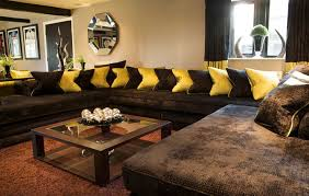 living room elegant living room decorating ideas brown sofa also living room color schemes with brown