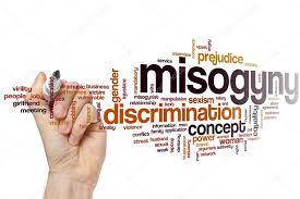 Risultati immagini per misoginia
