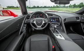 chevrolet corvette stingray interior. Beautiful Interior 2014 Chevrolet Corvette Stingray Z51 Vs Porsche 911 Carrera S   Comparison Test Car And Driver In Interior R
