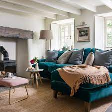teal living room ideas warm up your