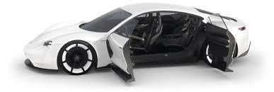 Porsche Concept Study Mission E. | Dr. Ing. H.c. F. AG  S