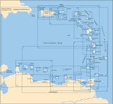 Imray Charts Caribbean Imray Caribbean Charts