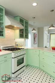 Retro Kitchen 17 Best Ideas About Retro Kitchen Decor On Pinterest Kitchen
