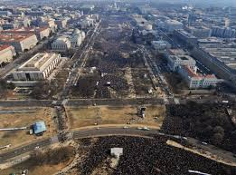 trump inauguration crowd size fox trump inauguration attendance is noticeably less than expected