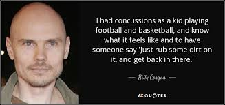 Concussion Quotes Cool Quotes About Concussions 48 Quotes