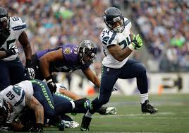 Seahawks Running Back Depth Chart No More Beast But Seahawks Feature Two Headed Monster