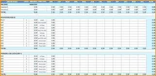 Excel Budget Worksheets Household Worksheet Template Home Renovation ...