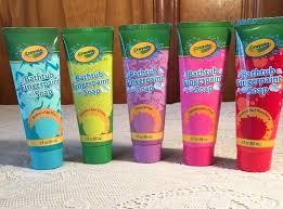 bathtub finger paint lot of 5 crayola bathtub soap each basket gift bathroom finger paint bathtub finger paint image for crayola
