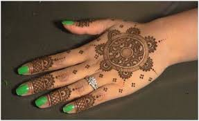 Small Picture 10 Round Mehndi Designs You Should Definitely Try