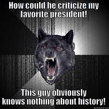Over-reactive wolf - quickmeme via Relatably.com