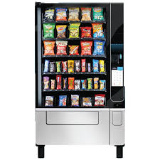 Usi Combo Vending Machine Simple Evoke Snack 48 Betson Enterprises