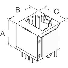 modular jacks assmann wsw components assmann wsw components assmann wsw components a 2014 2 4 smt n
