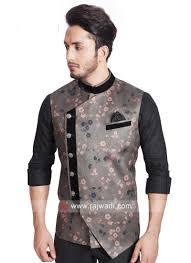 Mens Koti Design Traditional Cotton Silk Koti Rajwadi Menswear