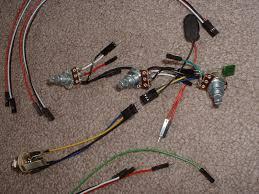 gibson explorer wiring kit gibson image wiring diagram emg erless ez install wiring kit gibson explorer 2 pu 2v 1t 3 on gibson explorer